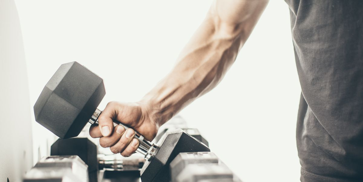 The 10 best dumbbell exercises