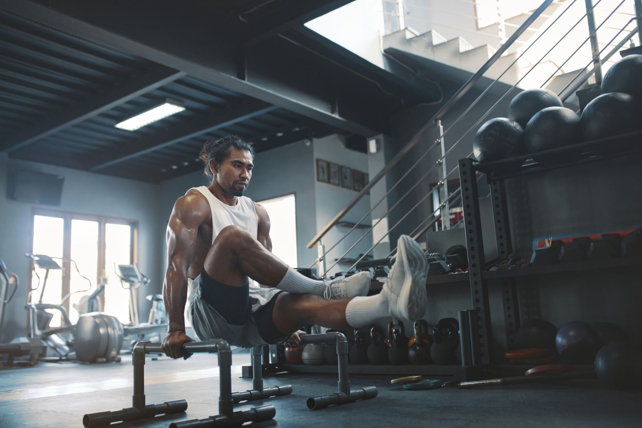11 Parallettes Exercises That Will Elevate Your Gains