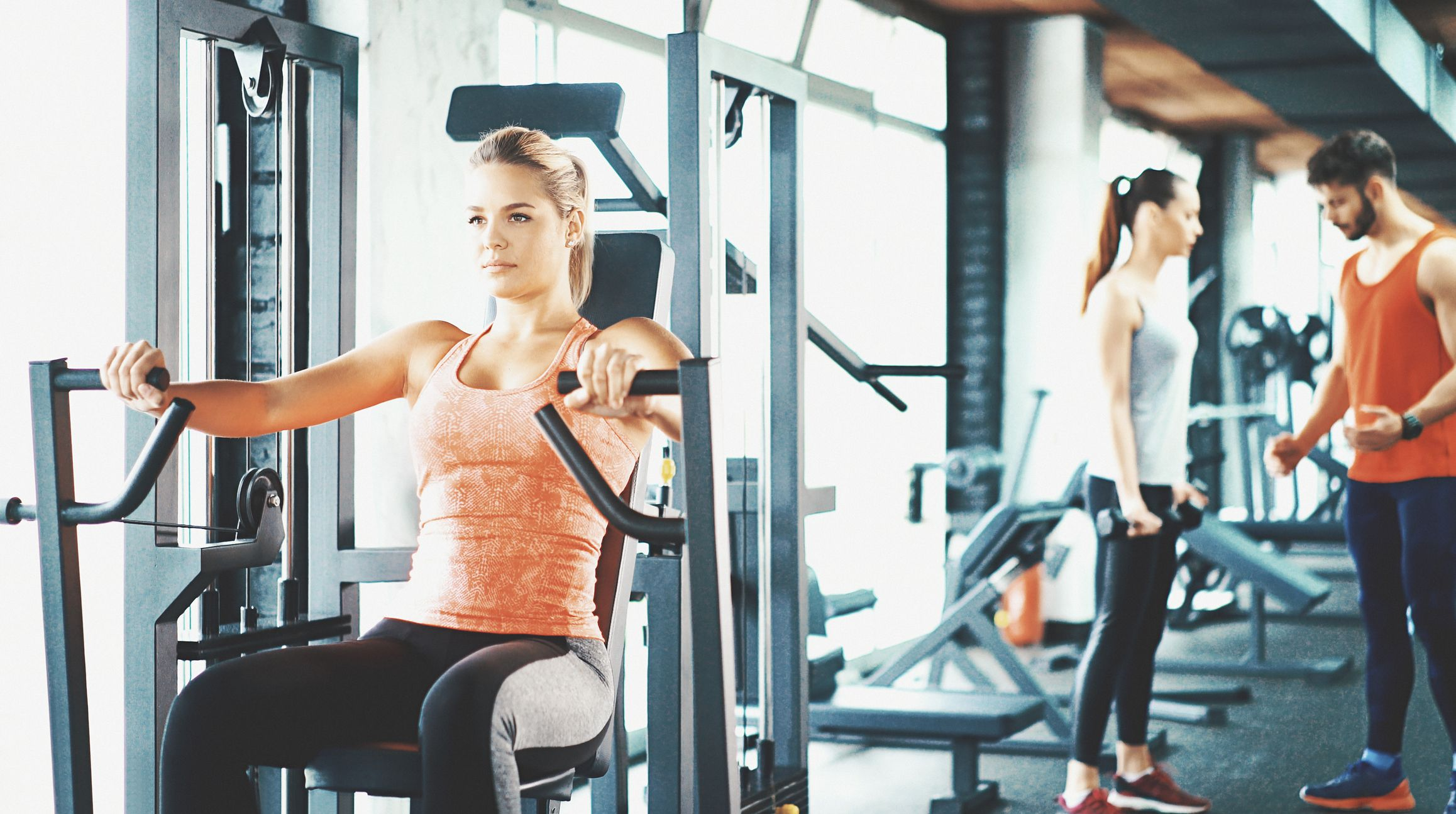 meilleurs exercices de poitrine pour les femmes