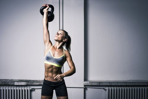 8 Kettlebell Moves That Will Crush Your Core Without a Single Crunch