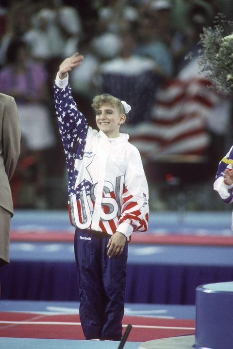 1992 summer olympics sharon miller