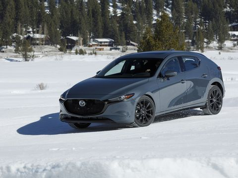 The 2019 Mazda 3 Awd Might Make You Reconsider Your Audi