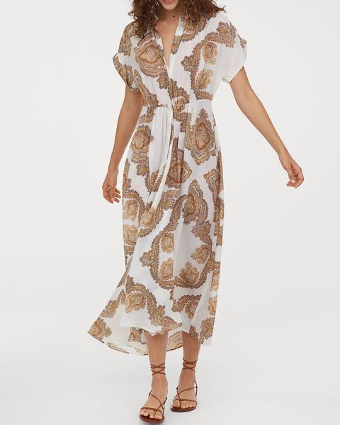 dd6a3bf6b4b99 This $50 H&M Dress Will Keep You Sustainable and Stylish All Summer Long