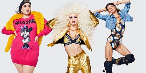 885be83fab7b6 Every piece from the H&M x Moschino collection