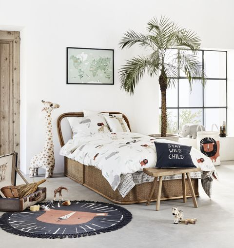 H&M Home Launches Playful Safari Themed Children\'s Bedroom Furniture ...