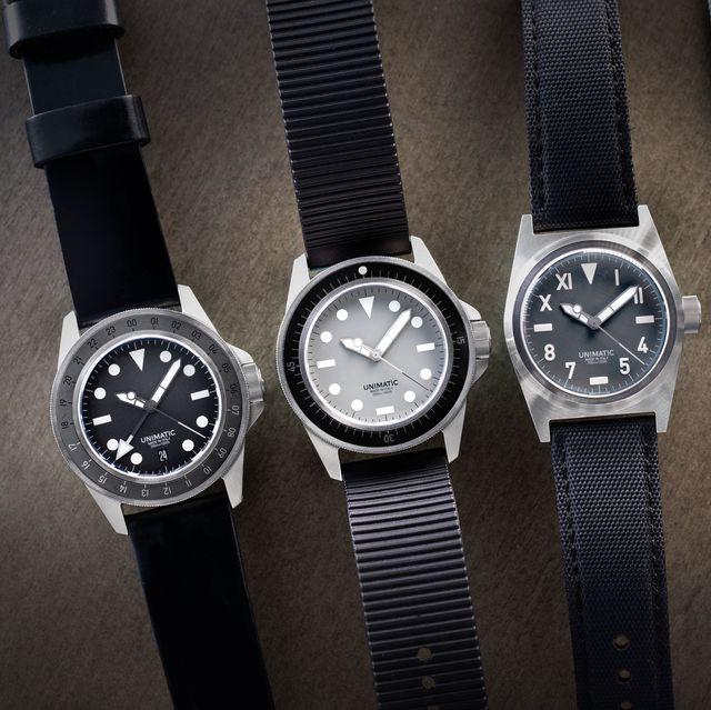 unimatic x hodinkee