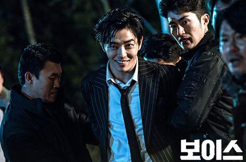 韓劇《voice 4》李荷娜、宋承憲