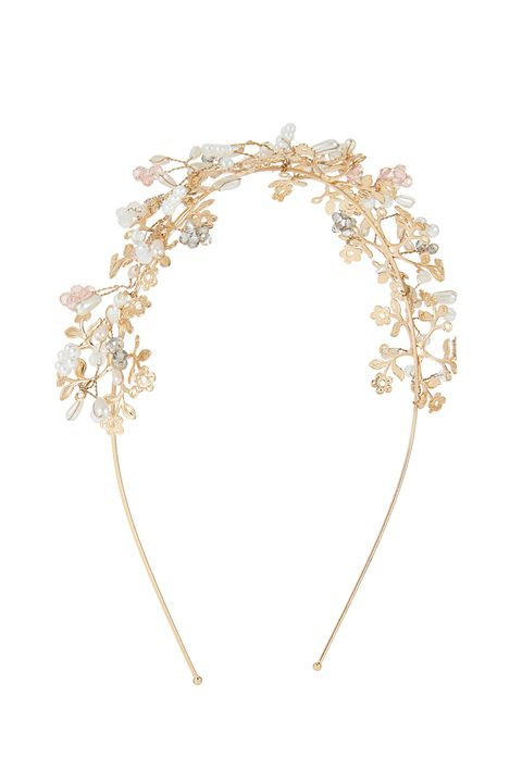 Accessorize Whimsical statement Alice hair band