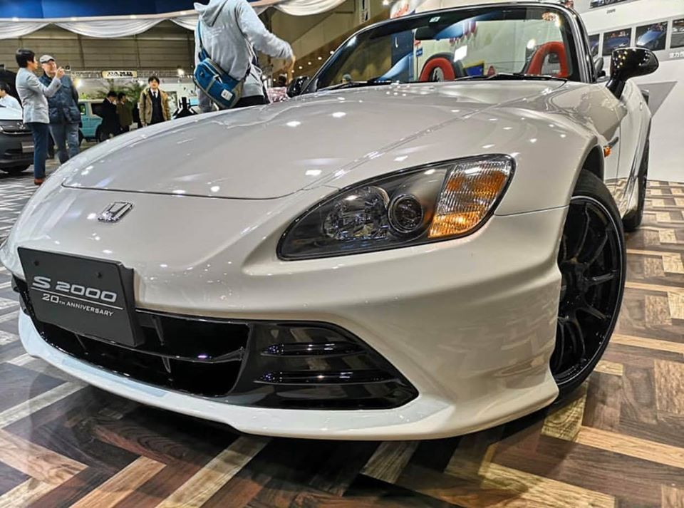 Honda Is Celebrating 20 Years of S2000 With This Anniversary Prototype