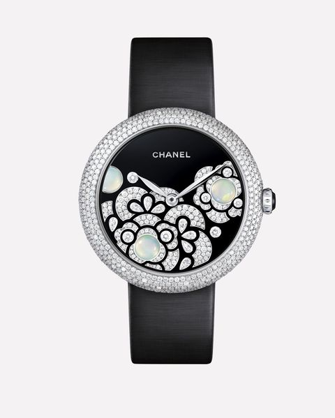 chanel prive watch