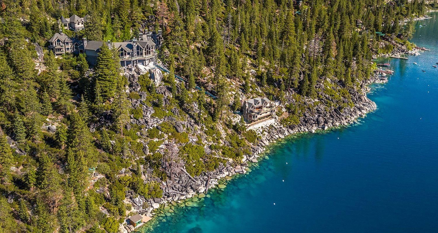The Most Expensive Lakes to Live on in America