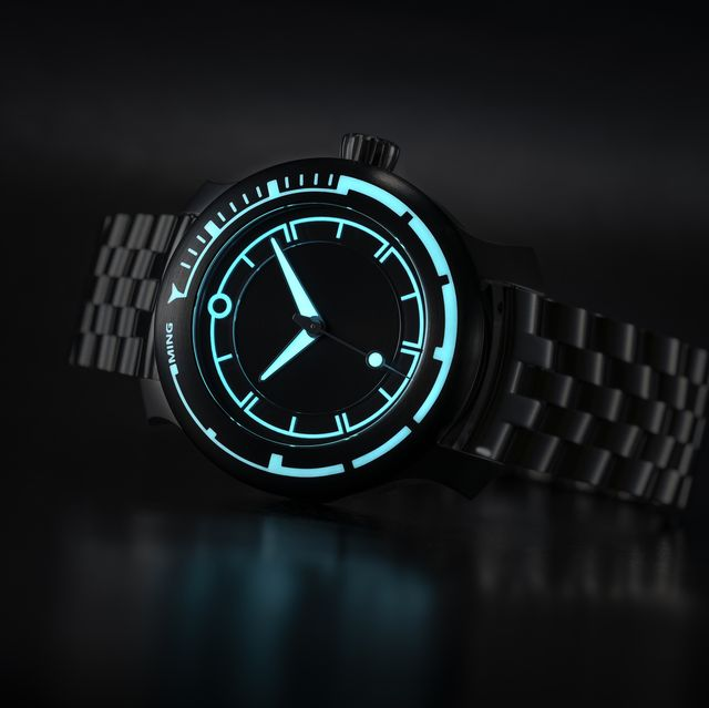 ming dive watch