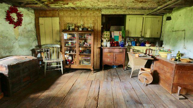 Oldest Log Cabin