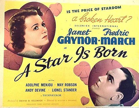 Ha nacido una estrella (WILLIAM WELLMAN, 1937)