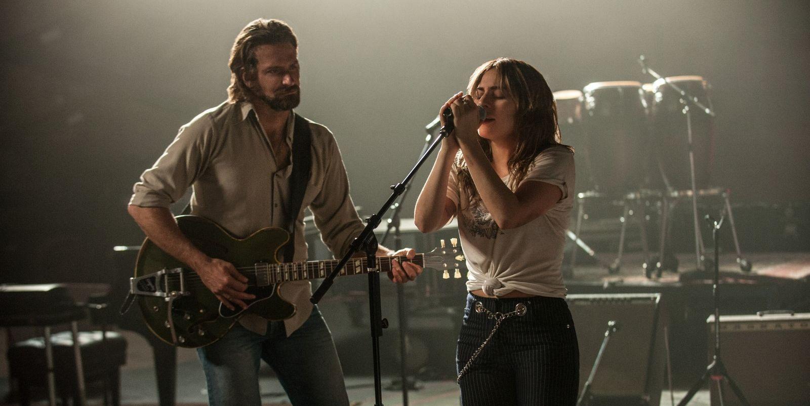 """""""Ha nacido una estrella"""" Bradley Cooper Lady Gaga"""