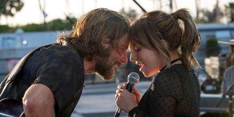 """""""Ha nacido una estrella"""" Lady Gaga Bradley Cooper"""
