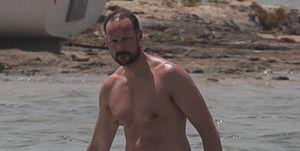 Haakon de Noruega vacaciones Formentera