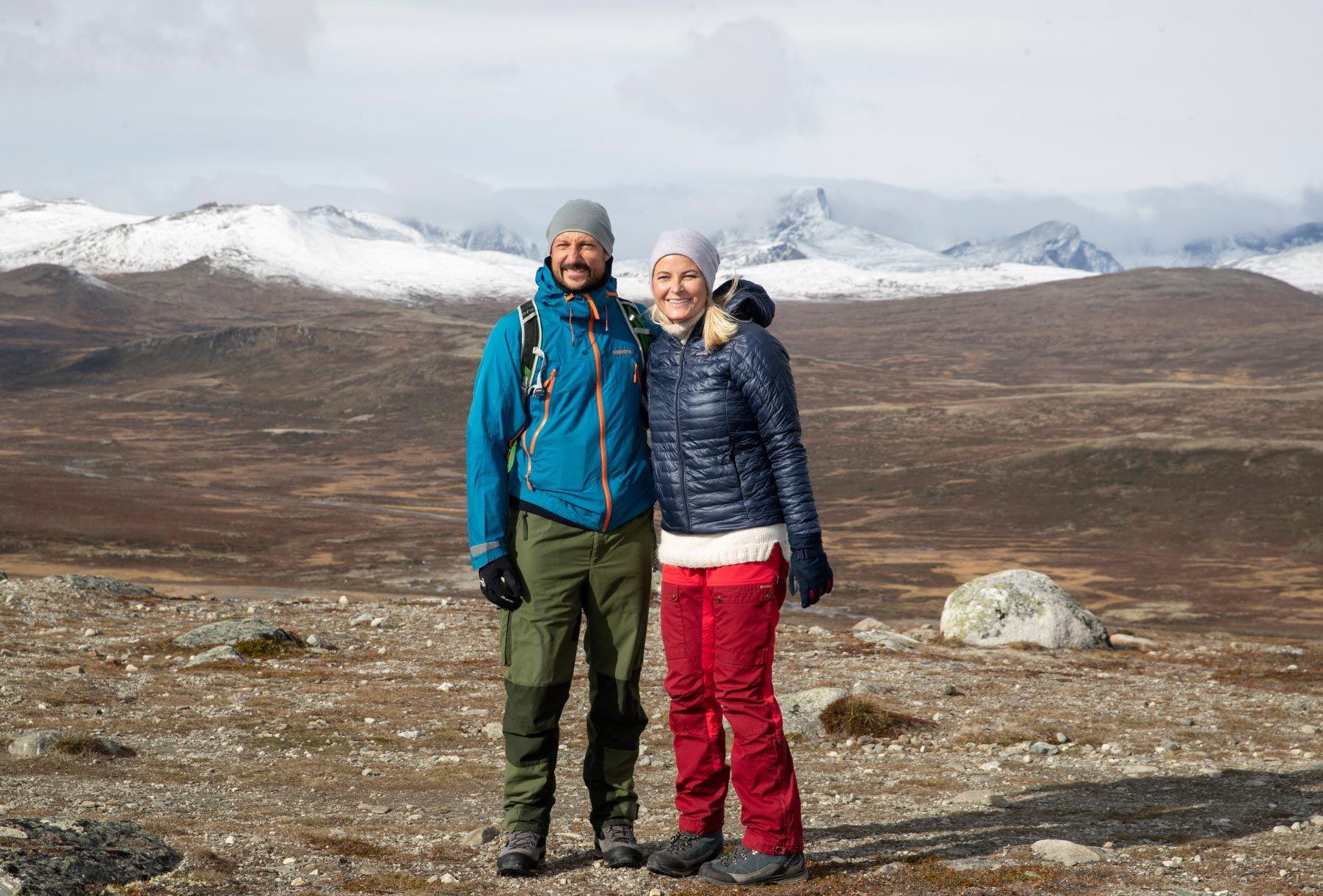 Haakon y Mette-Marit, los royals más osados
