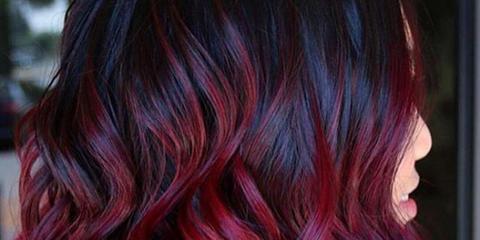 Beste De haarkleur 'Mulled Wine' is de trend voor deze herfst en zie je OI-84