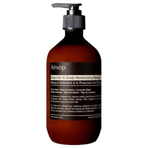 aesop rose hair  scalp moisturising masque   masker