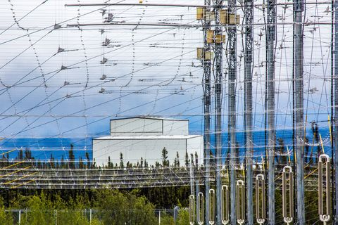 China's Giant Ionosphere-Zapping Radar Is Weaponry