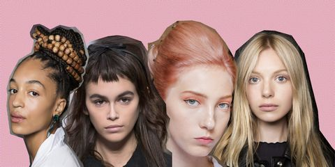 Dit Zijn De 12 Haartrends Die Je In 2019 Overal Gaat Zien