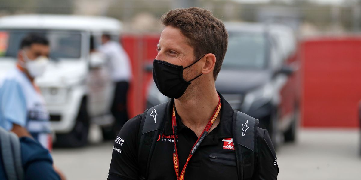 IndyCar Maybe, Indianapolis 500 No Way for Former Haas F1's Romain Grosjean