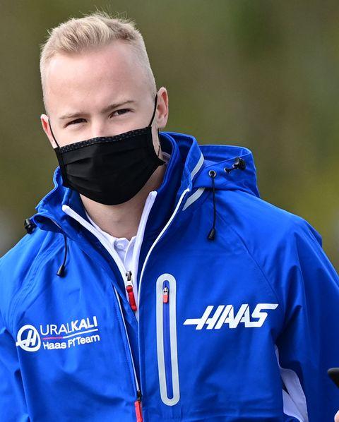 Никита Мазепин, Haas Formula 1 Team