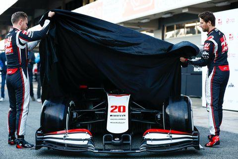 Haas VF20 - F1 2020