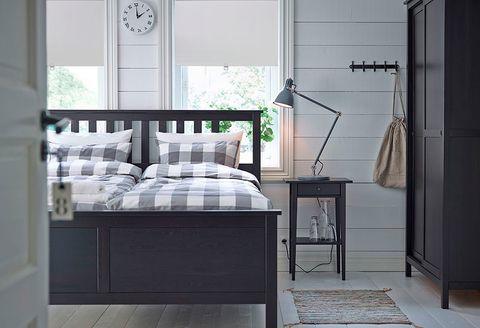 Dormitorio de Ikea para hombre