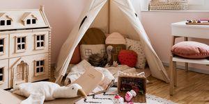mini und stil habitación encantadora infantil preciosa