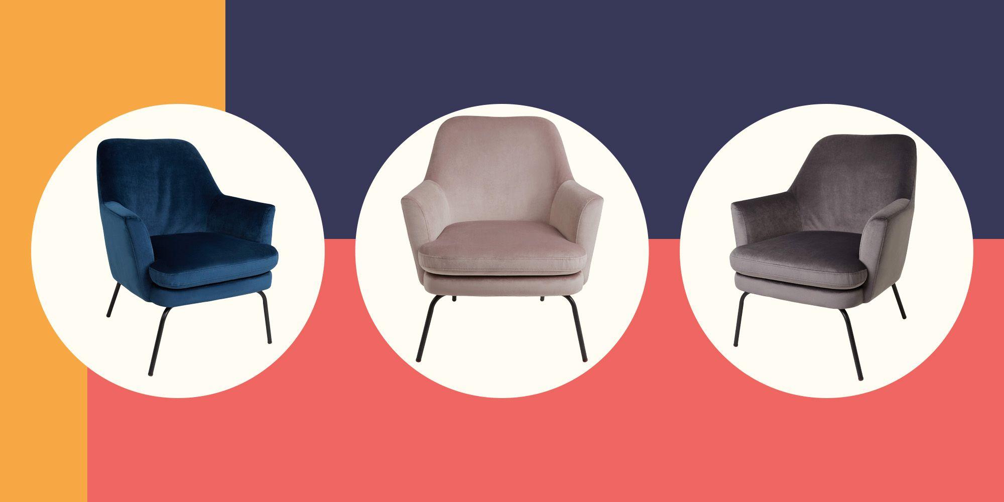 Picture of: Habitat S New 195 Velvet Chair Celine Is Fastest Selling Armchair Habitat Uk