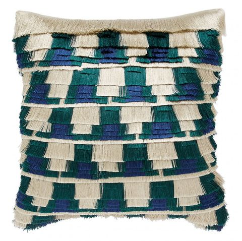 Fringe cushion, Habitat, £45