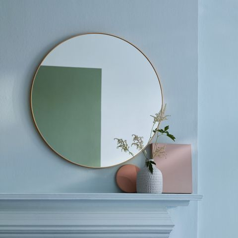 Round wall mirrors to buy for your home