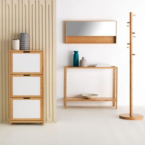 Habitat shoe storage cabinet