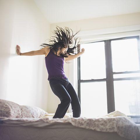 habits to be happy dance