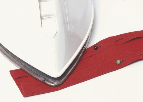 Red, Automotive exterior, Bumper, Auto part, Fashion accessory, Metal,