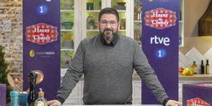 Dani García presenta programa Hacer de comer en La 1
