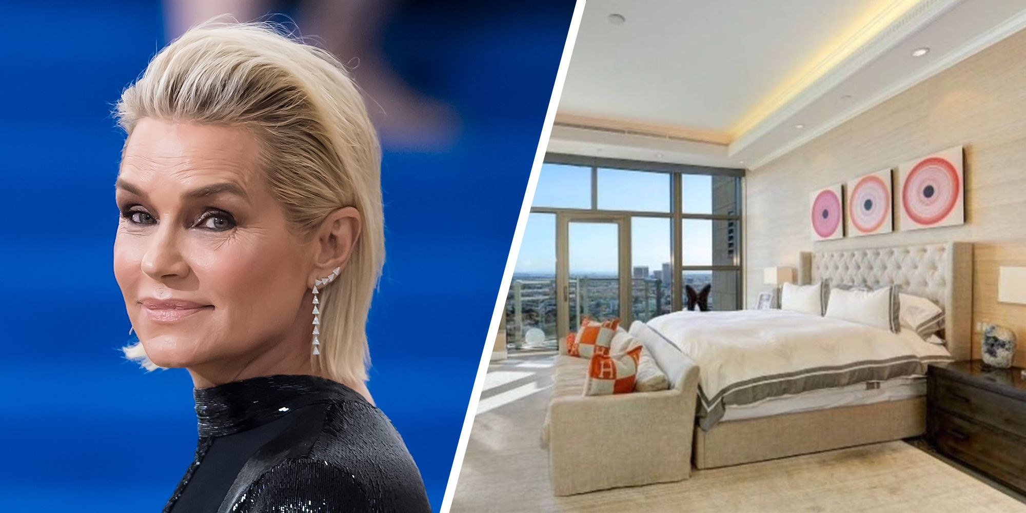 Real Housewives Of Beverly Hills Star Yolanda Hadid Is Selling Her LA Home For 5 Million