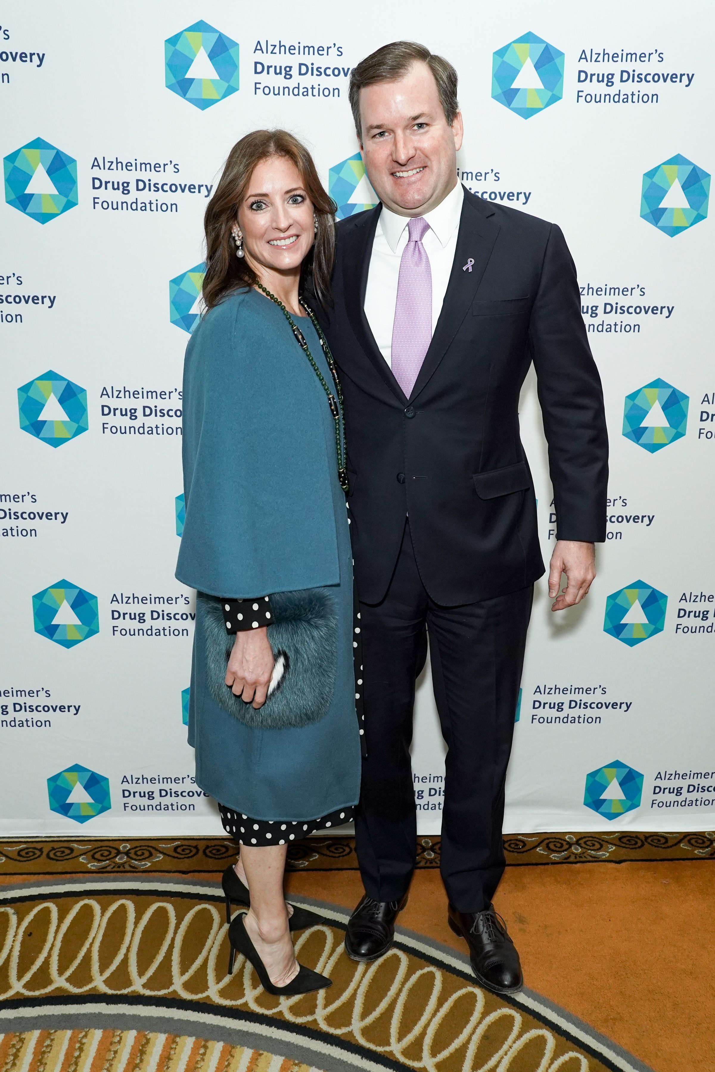 Inside the 10th Annual Alzheimer's Drug Discovery Foundation Luncheon
