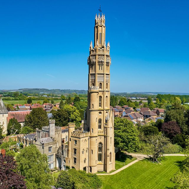 gothic tower for sale in kent