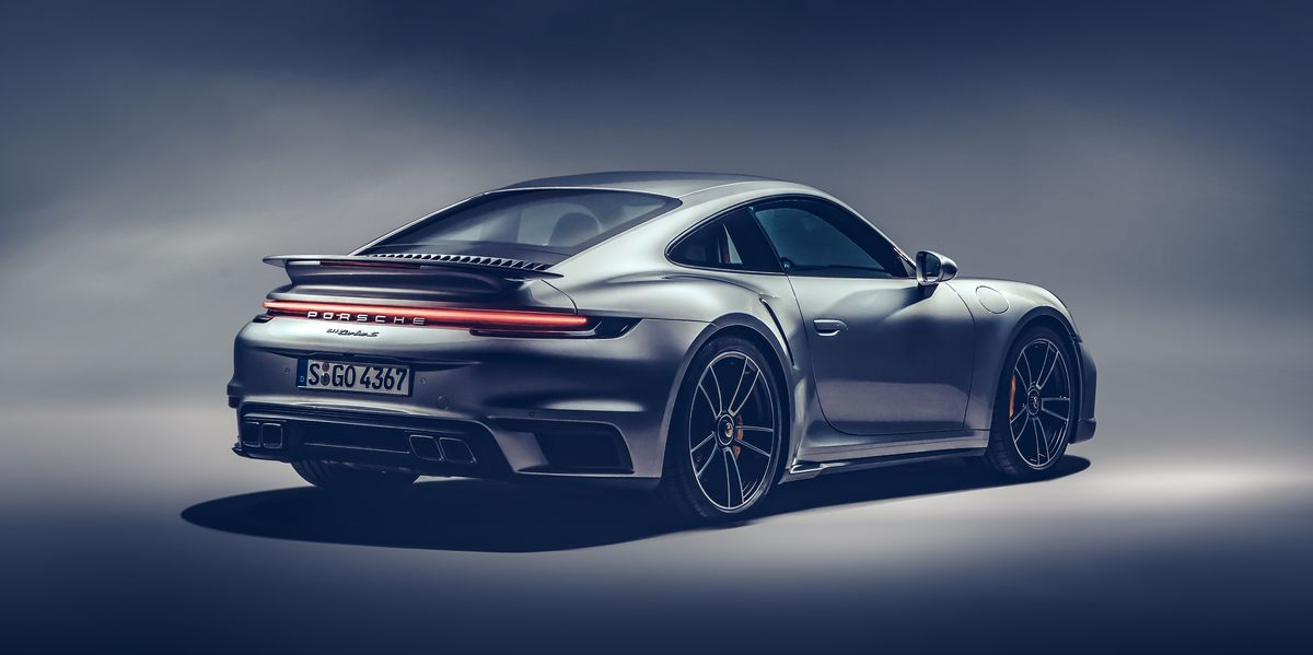 2021 Porsche 911 Turbo S Has A Lot To Love Including 640 Hp