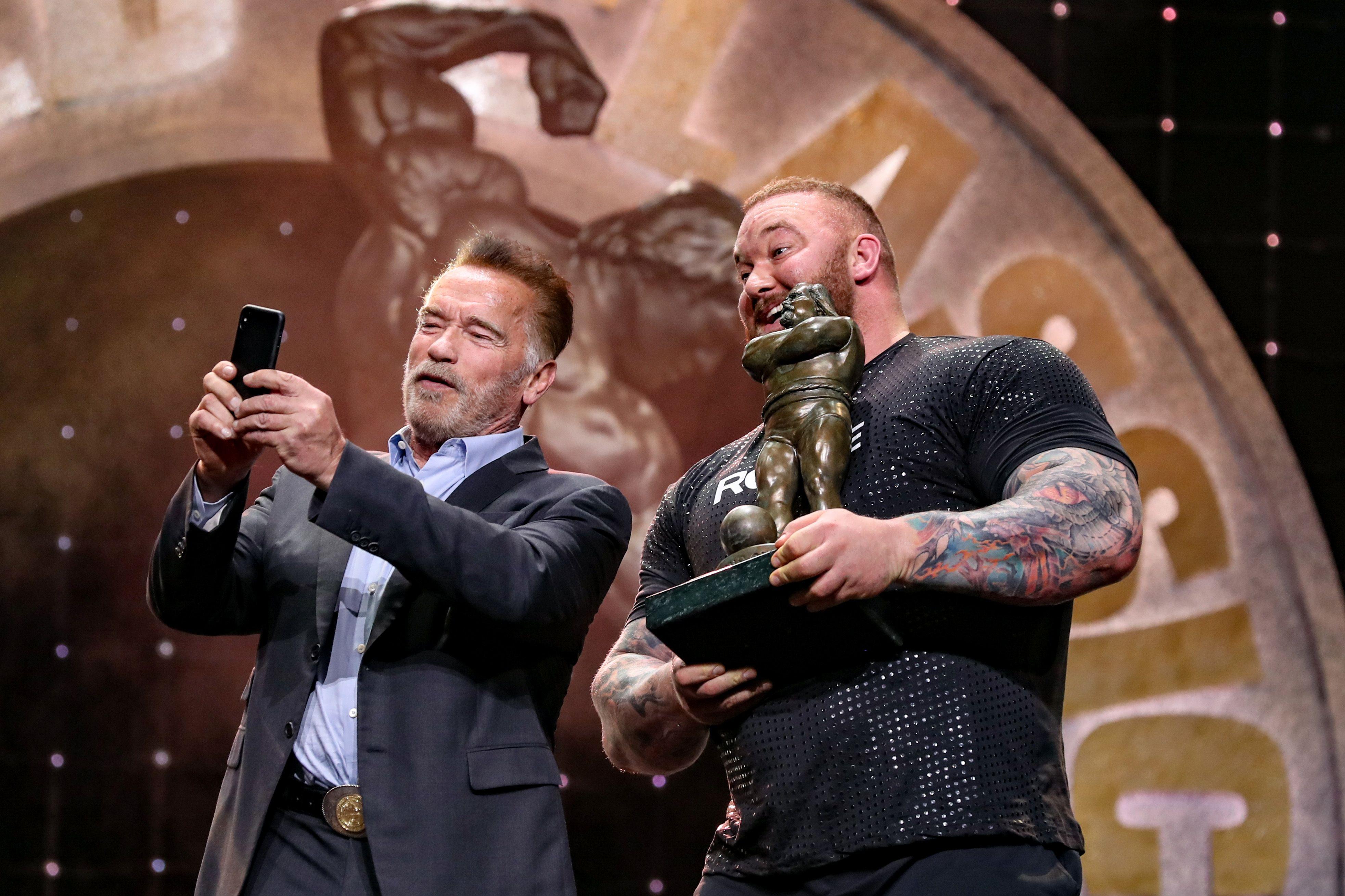 Arnold Strongman Classic 2019: La Montaña de 'Juego de Tronos' se desmaya y aún así gana