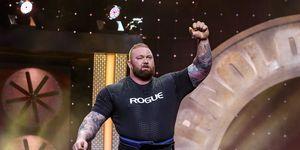 'la montaña' pierde el título del hombre más fuerte del mundo