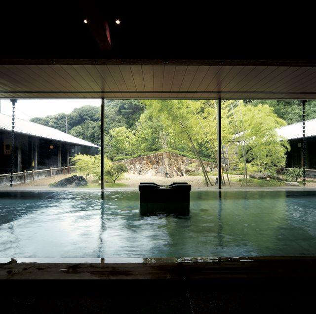 萩本陣 大浴場
