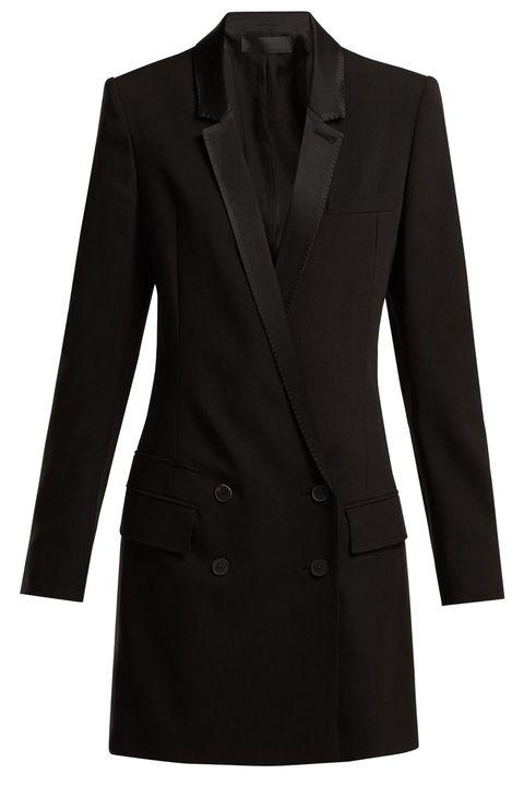 Tuxedo dresses