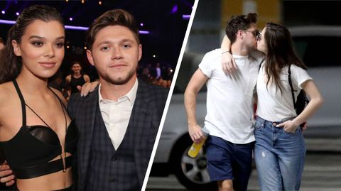 niall horan and hailee steinfeld relationship a complete. Black Bedroom Furniture Sets. Home Design Ideas