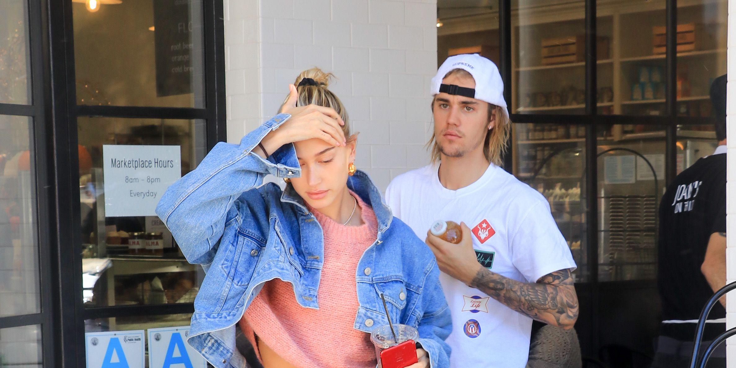 Hailey Baldwin, Justin Bieber, HaileyBieber, handelsmerk, naam vastleggen, modelijn, kledinglijn
