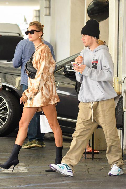 Celebrity Sightings In Los Angeles - September 05, 2019