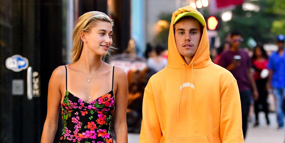 Hailey Baldwin Predicts Engagement to Justin Bieber ... джастин бибер 2019